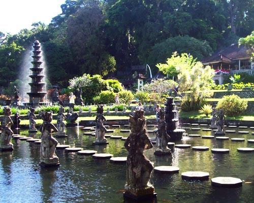 Tirta Gangga Royal Water Garden: Bali Tour Packages, Bali Full Day