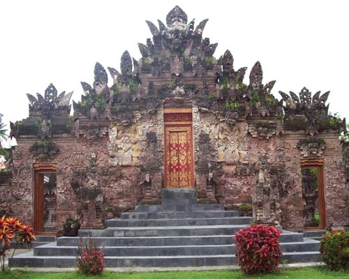 Beji Northern Style Temple at Sangsit